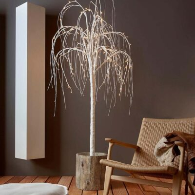 Willow Tree with LED h180 by EDG