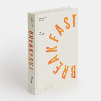 breakfast the cookbook by Phaidon