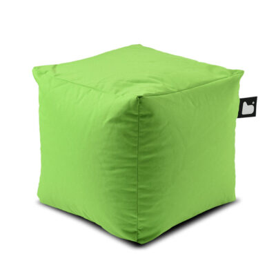 outdoor box Lime pouf by Extreme Lounging