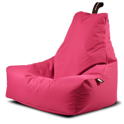 outdoor mighty pink bean bag by Extreme Lounging