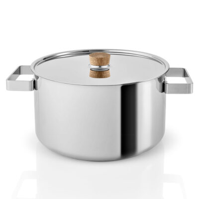 Nordic Kitchen Pot 6L/18cm by Eva Solo