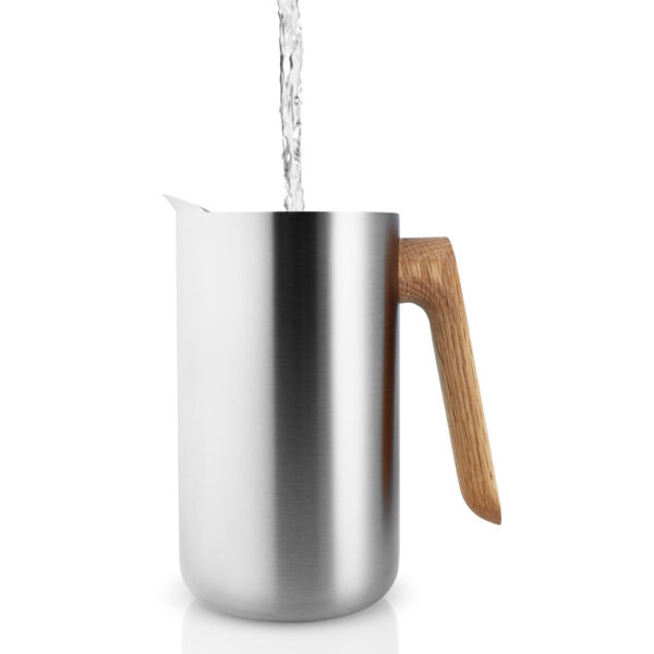 Nordic kitchen Thermo cafetiere Stainless Steel by Eva Solo