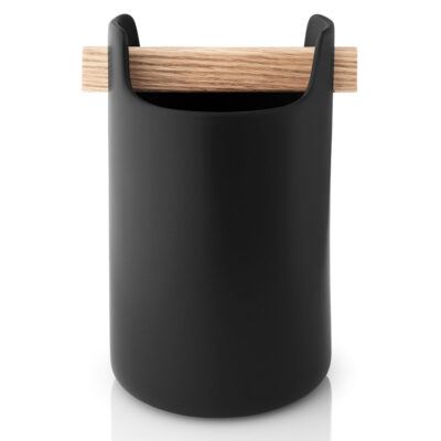 Toolbox dispenser black by Eva Solo