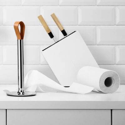 Kitchen roll holder by Eva Solo