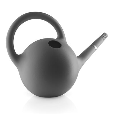 Globe dark grey watering can by Eva Solo