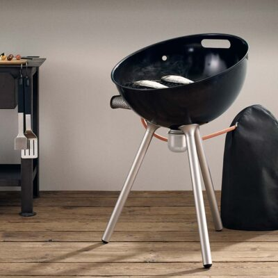 Fire globe gas grill by Eva Solo