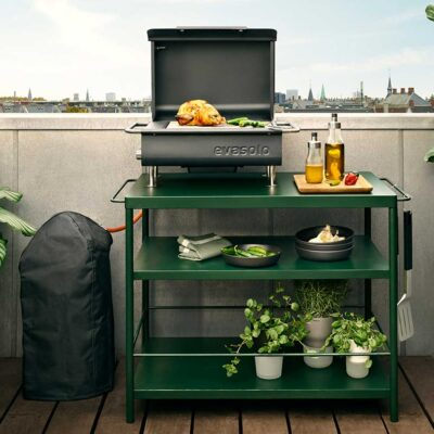 Box gas grill by Eva Solo