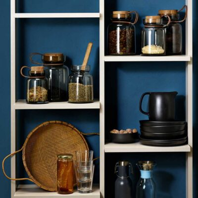 kitchen storage jar 1L by Eva Solo