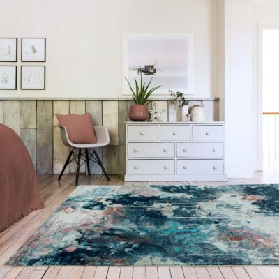 Amelie Moonlight rug BY Asiatic Carpets