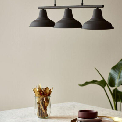 Metal Pendant Light by Nordlux