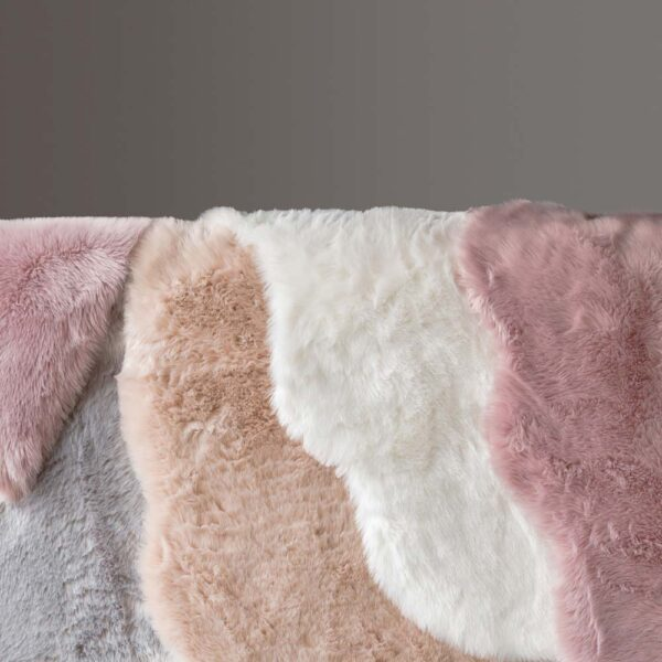 Auckland Pink rug by Asiatic Carpets