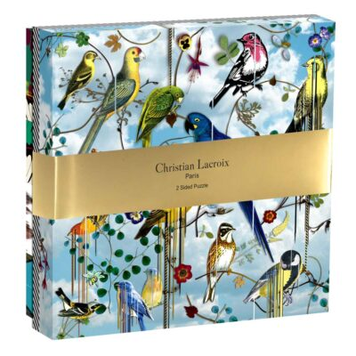 Birds Sinfonia 250 pieces Puzzle by Christian Lacroix
