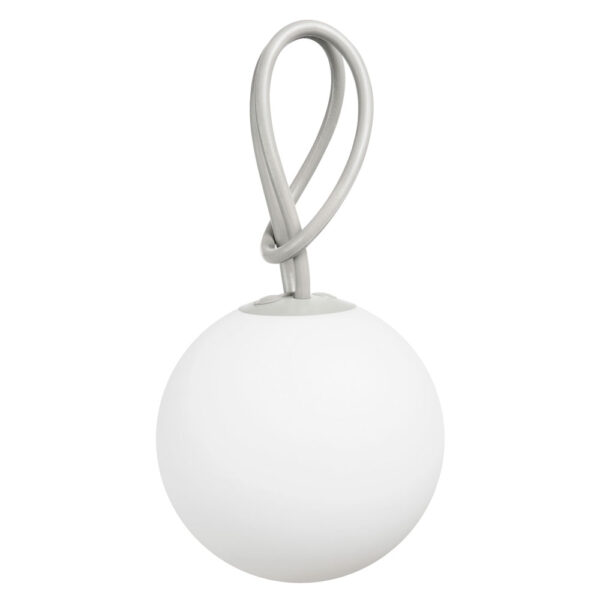 Fatboy Bolleke light grey spherical Lamp