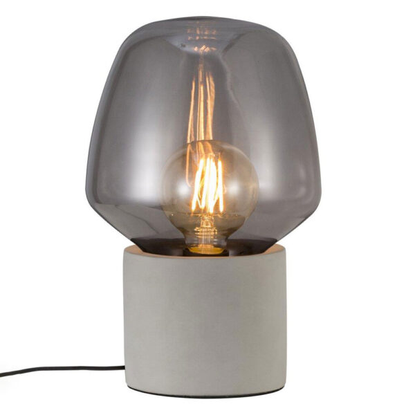 Smoked grey table Lamp by Nordlux