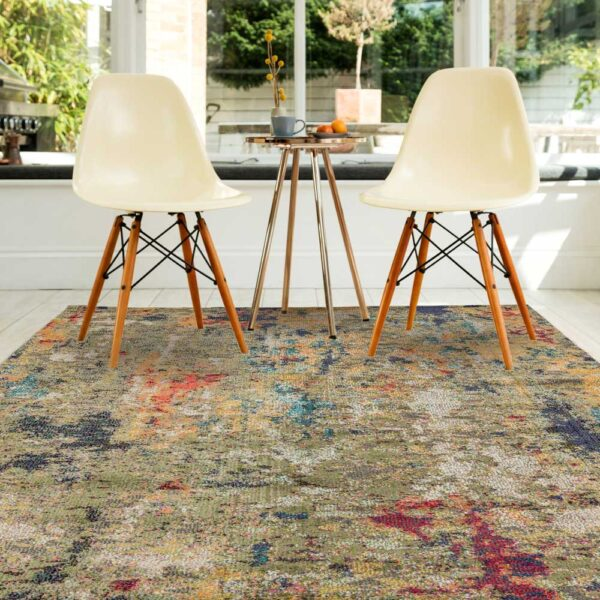 Colores Cloud Gardenia rug by asiatic carpets