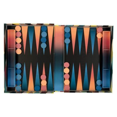 Dangerous game Backgammon by Christian Lacroix