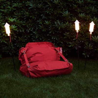Prêt A Racket set fo 3 outdoor lights by Fatboy