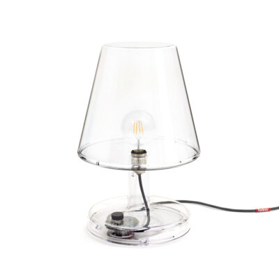Fatboy Trans-Parents transparent table lamp
