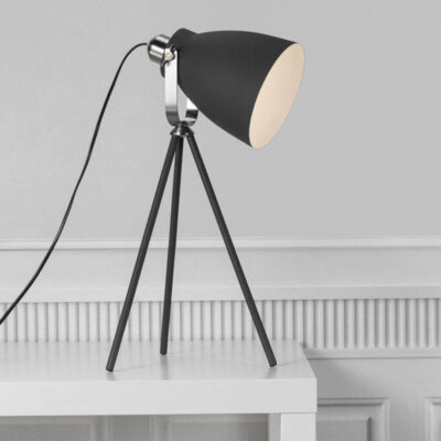 Black Table Lamp by Nordlux