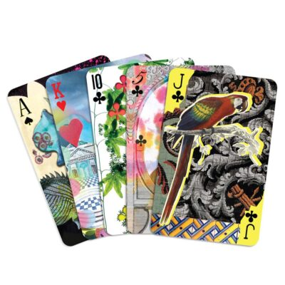 Maison de Jeu Playing Cards by Christian Lacroix