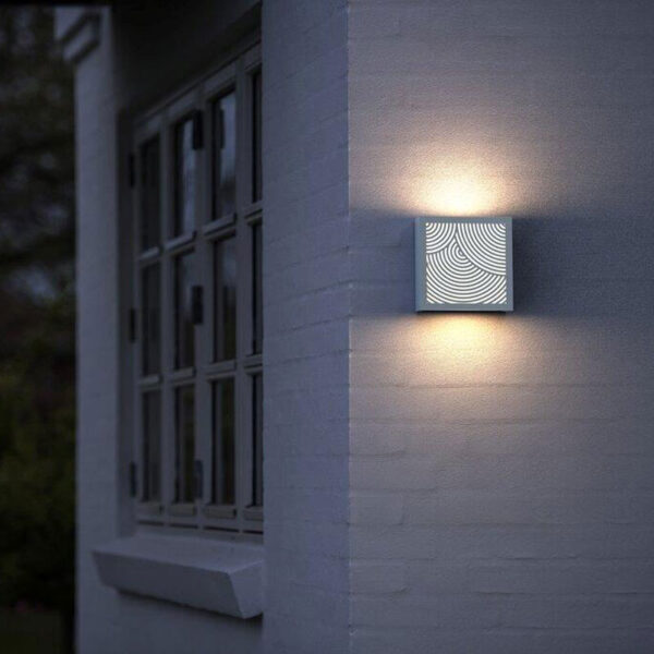 White Wall Light by Nordlux
