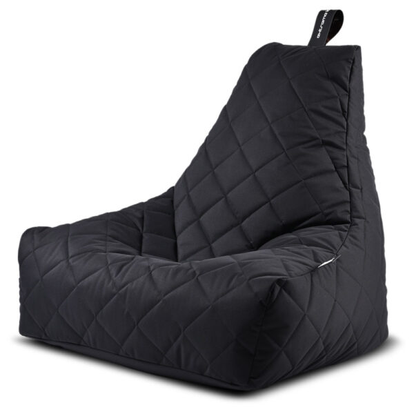 Mighty B BAG quilted black by Extreme Lounging