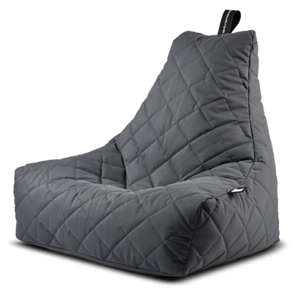 Mighty B BAG quilted grey by Extreme Lounging