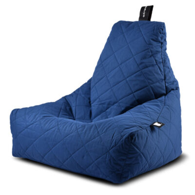 Mighty B BAG quilted blue by Extreme Lounging