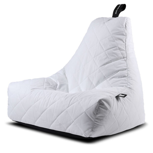 Mighty B BAG quilted white by Extreme Lounging