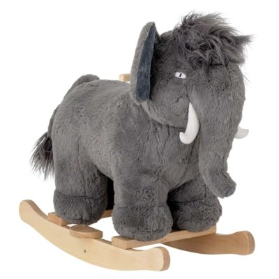 Mini Mammoth Rocking Toy