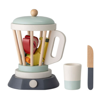 Mini Play Kitchen Set in wood