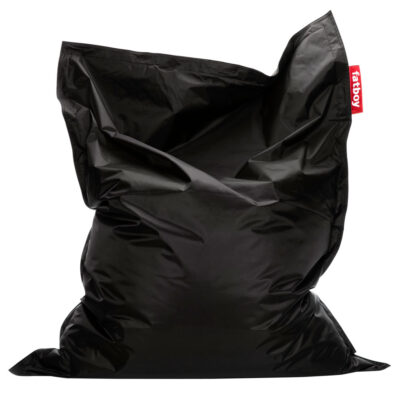 The Original black Fatboy bean bag