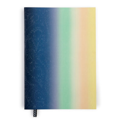 Passeo Notebook A5 Arlequin ombre Notebook by Christian Lacroix