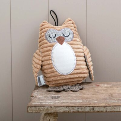 dog Toy Owl by Mutts & Hounds