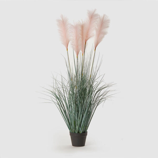 artificial pampas grass