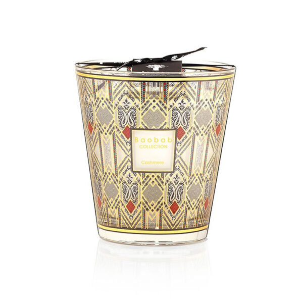 cashmere candle by Baobab