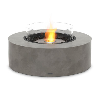 ecosmart fire ark 40 fire pit table grey