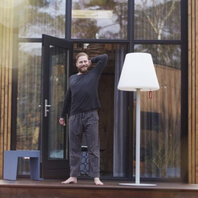 Edison the Giant floor lamp by Fatboy