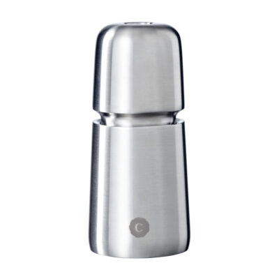 stainless steel salt and pepper mini grinder