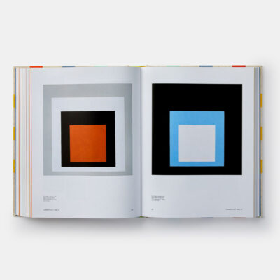 Anni & Josef Albers Equal and Unequal Book by Phaidon