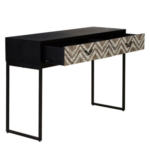 Juniper console table