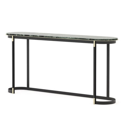 marble console Table by Laskasas