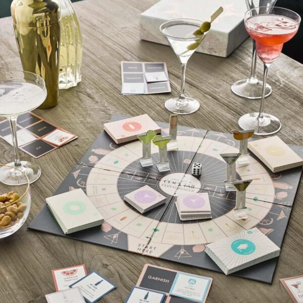 Mixologist cocktail game
