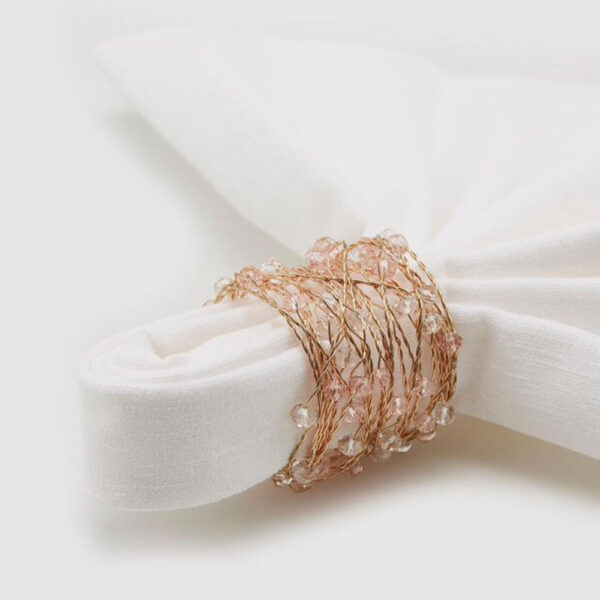 Napkin Holder with Pearl