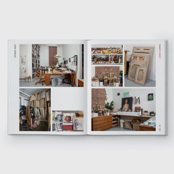 Open Studio book by Phaidon