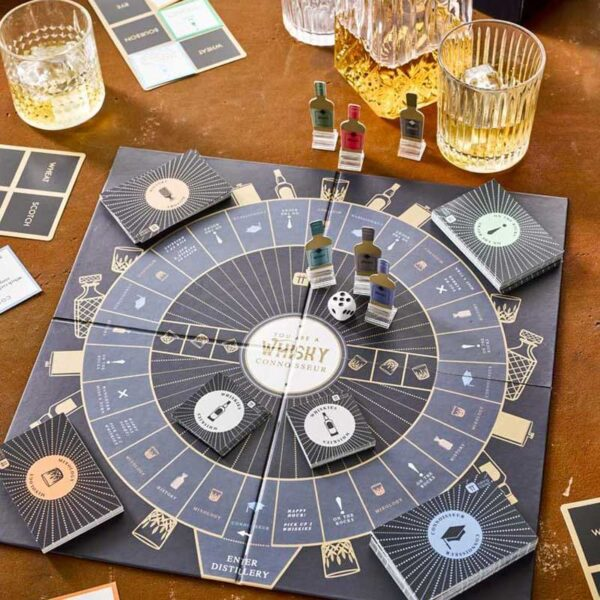 The Whiskey Game