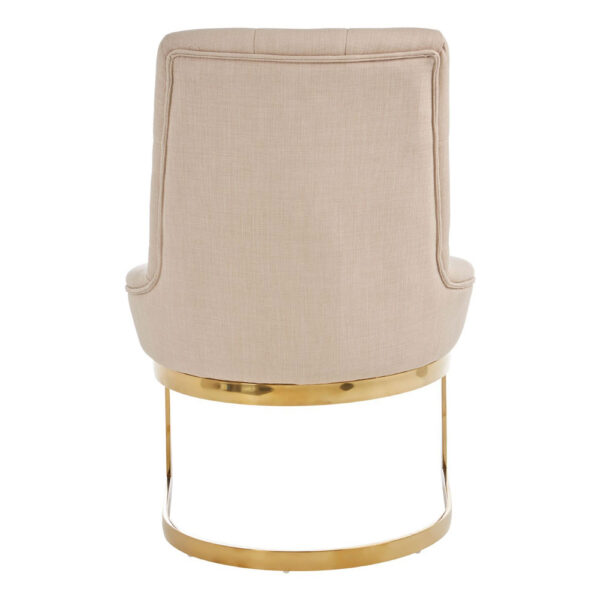 amelie natural dining chair