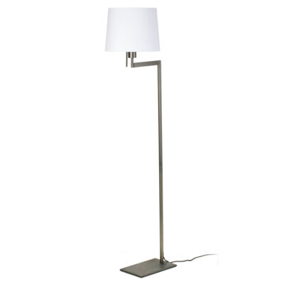 artis bronze floor lamp by Faro