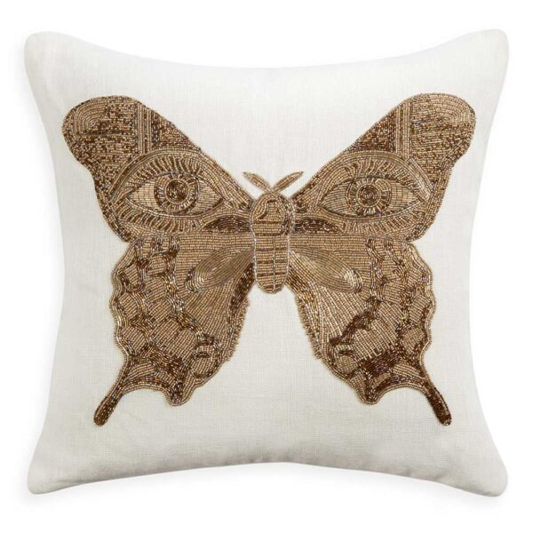 muse butterfly pillow by Jonathan Adler