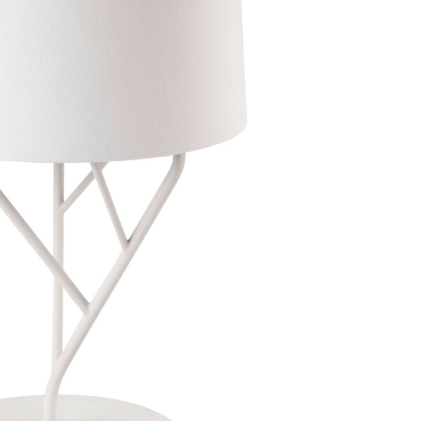 tree white table lamp by faro